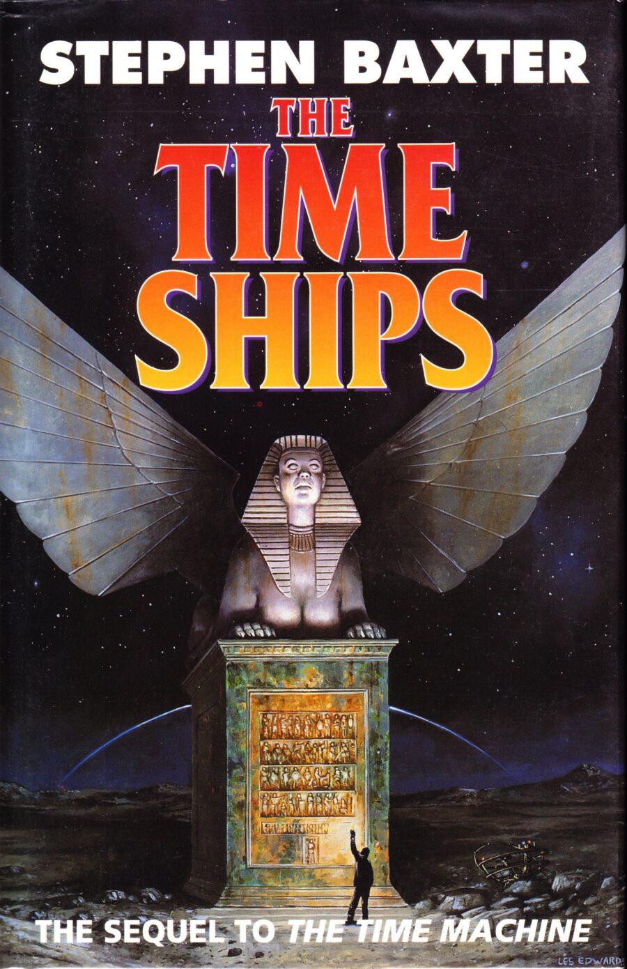 Sci-Fi sequel to Time Machine