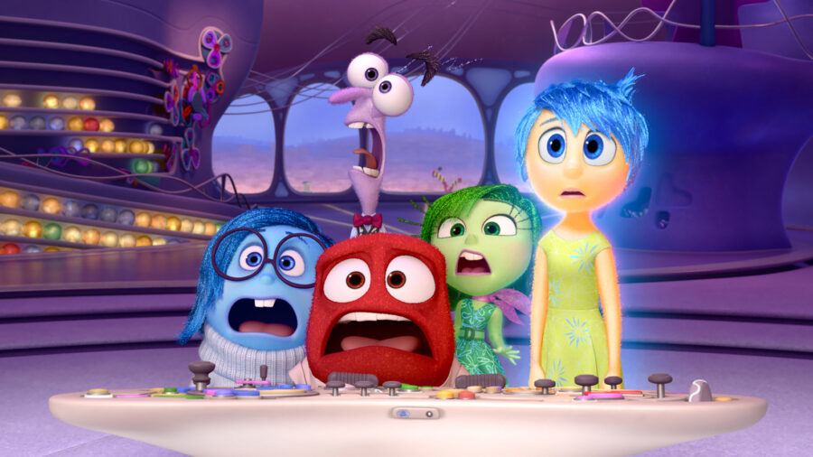 Inside Out movie on Disney Plus