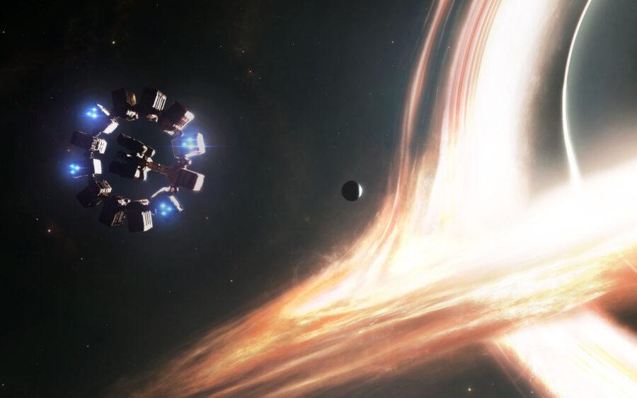 Gravity in Interstellar