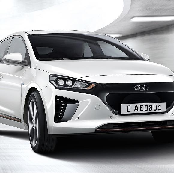 Hyundai's second electric car