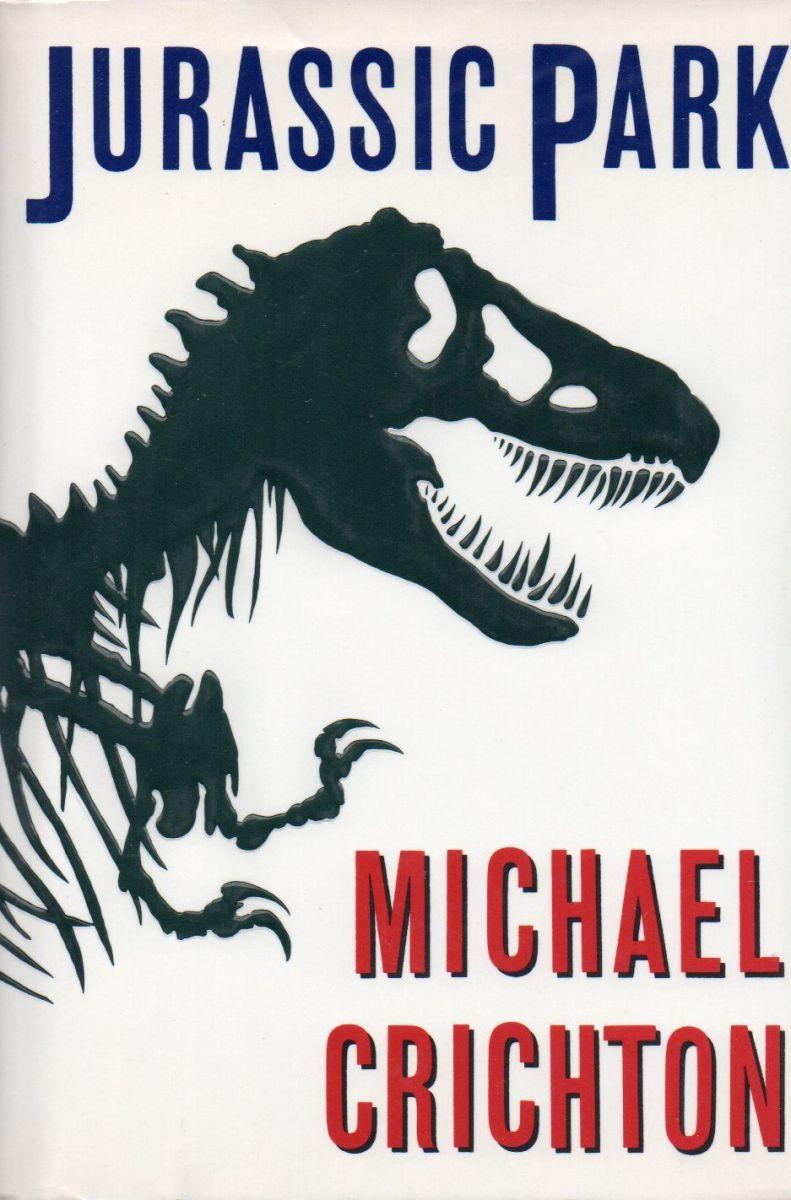 Jurassic Park sci-fi book