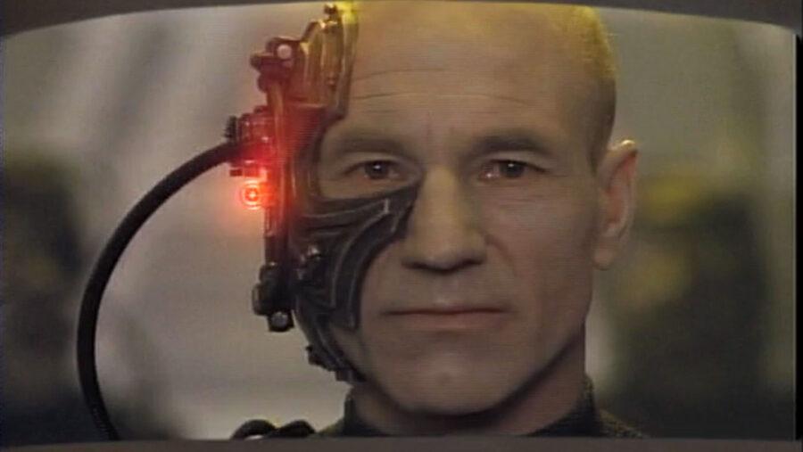 Picard as Locutus