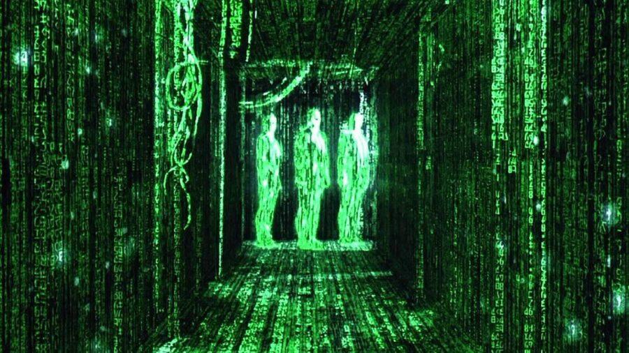 Matrix 4 code