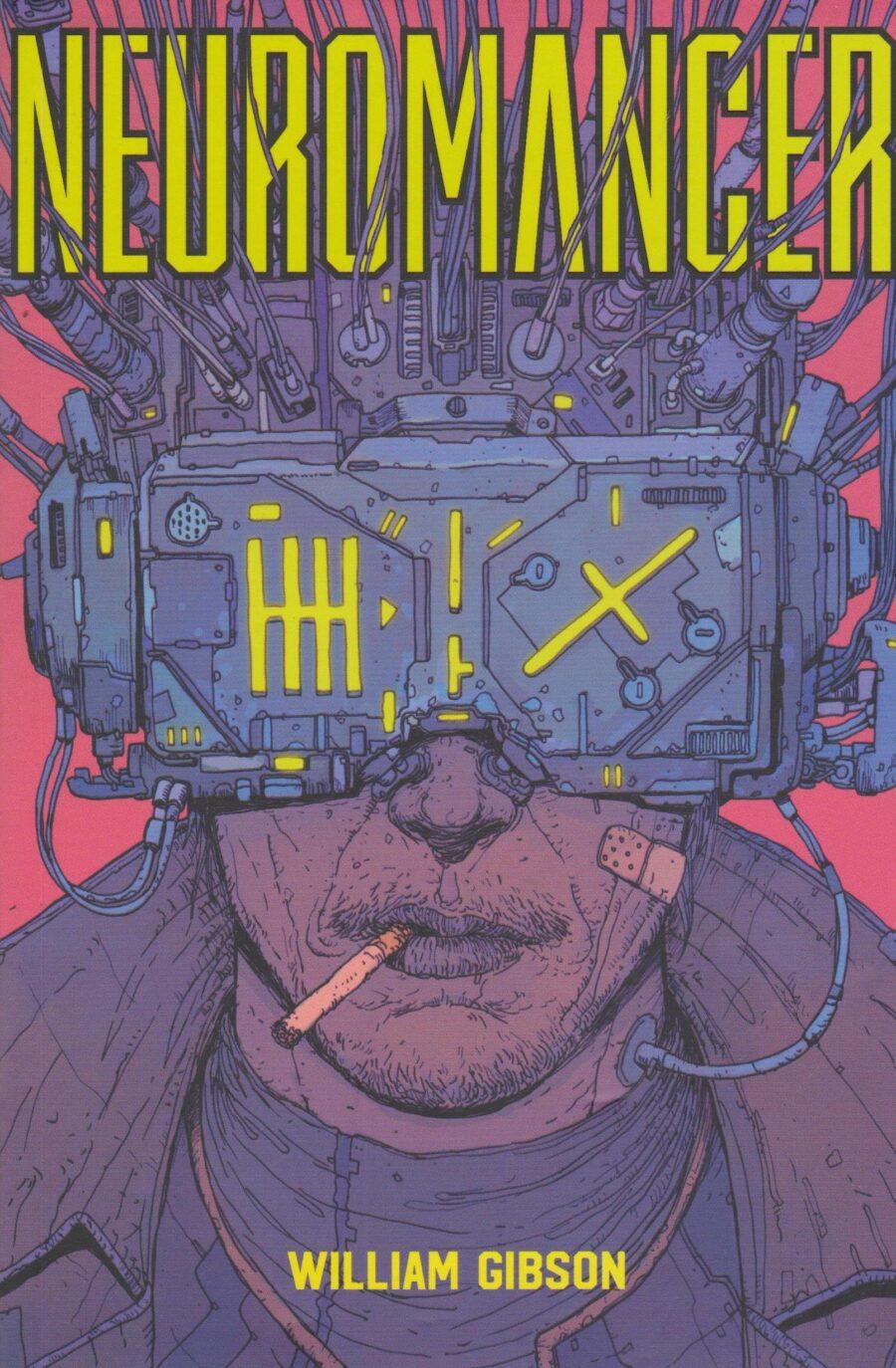 Sci-Fi Book Neuromancer