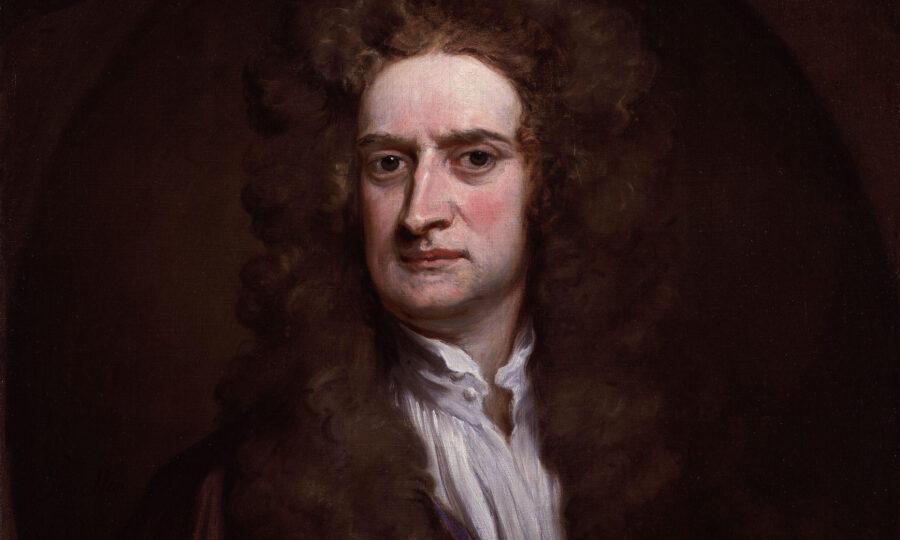 Newton on Gravity