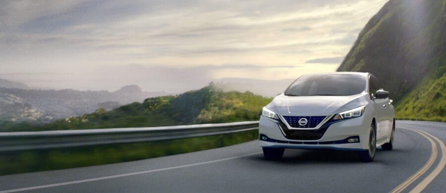 Nissan's Electric Car