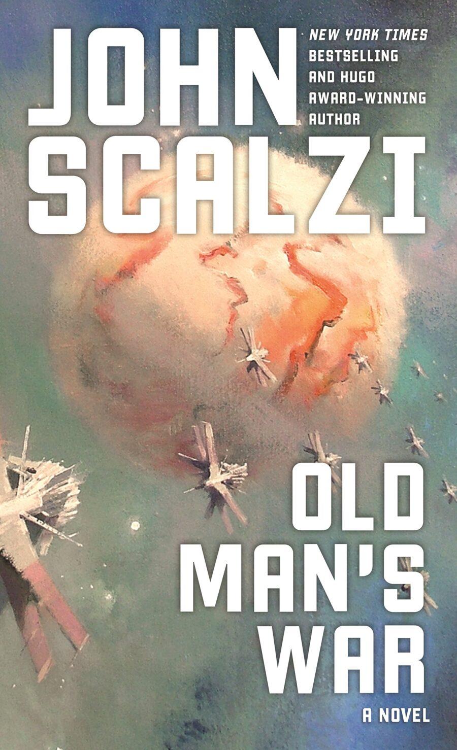 Old Man's War sci-fi book