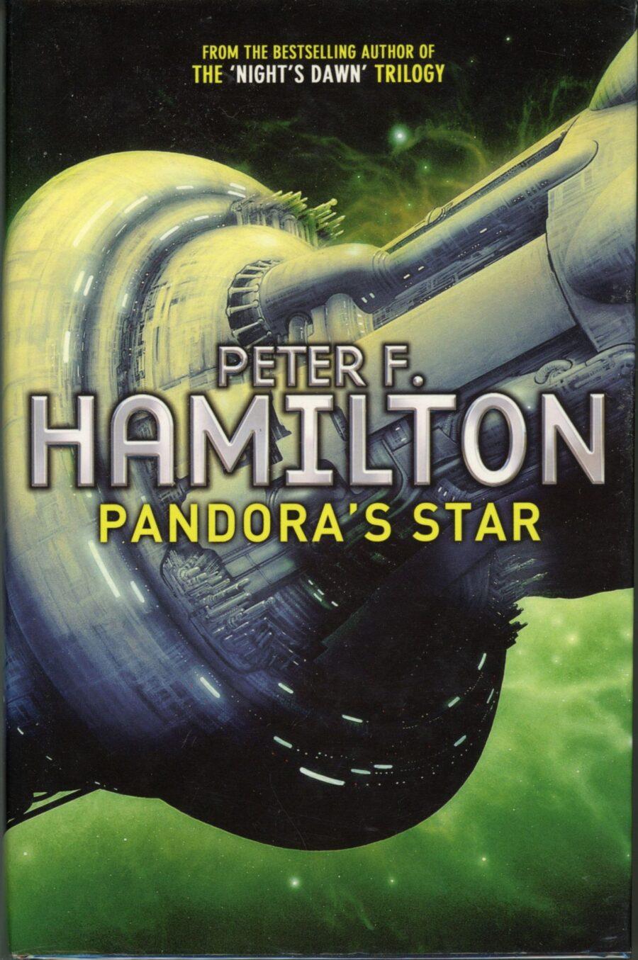 Commonwealth Sci-Fi Novel