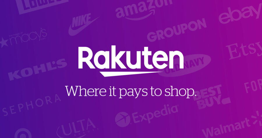 Rakuten rewards