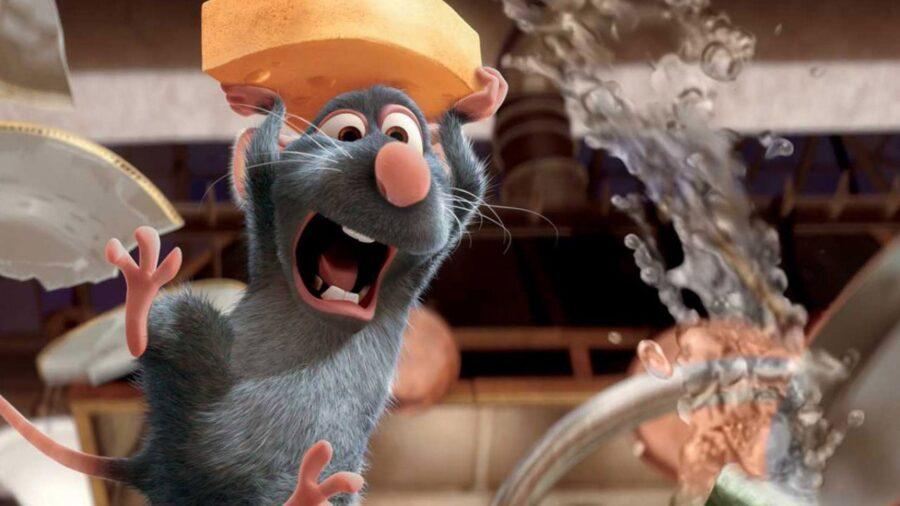 Ratatouille movie on Disney Plus
