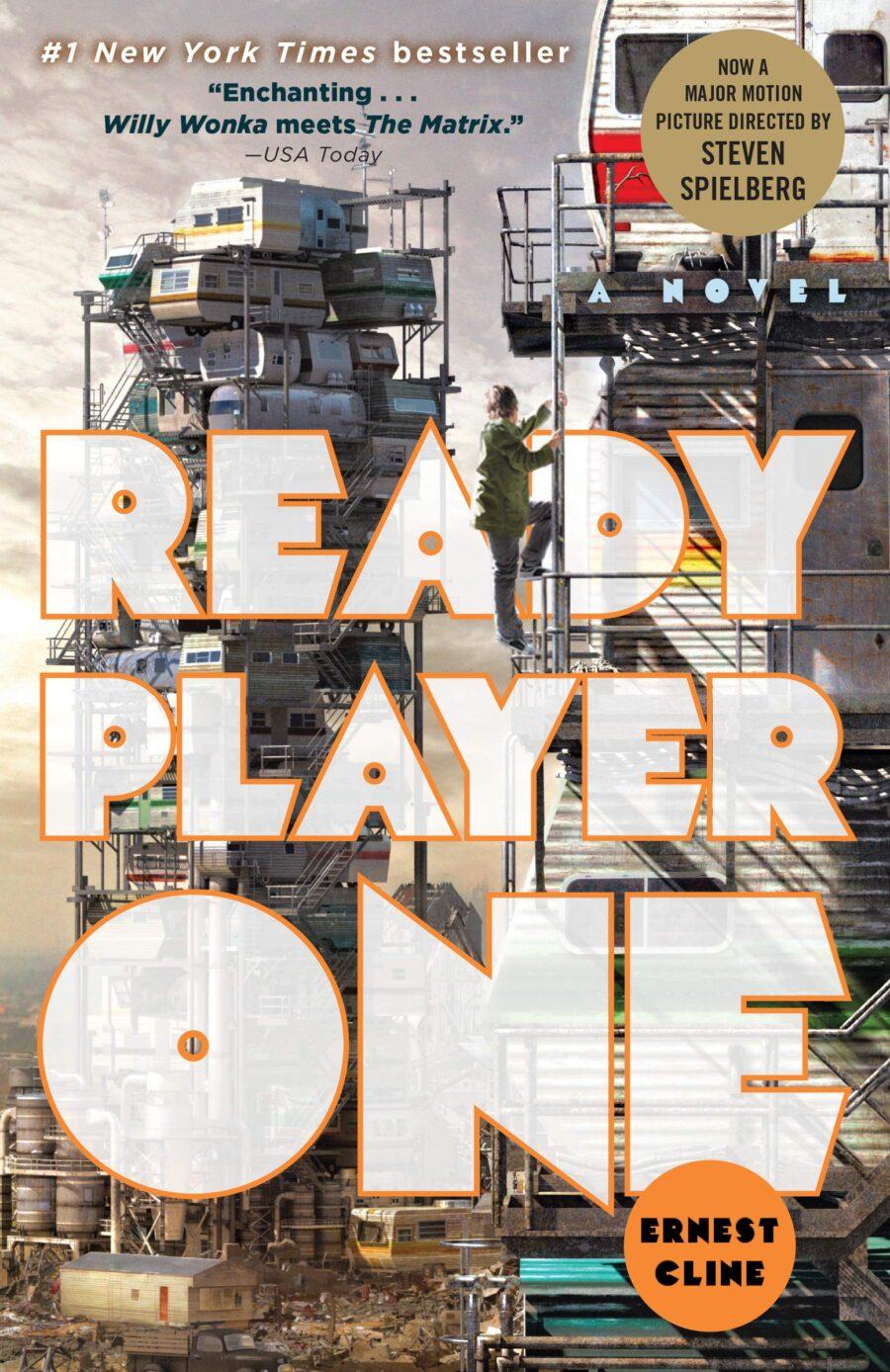 ready player one sci-fi novel