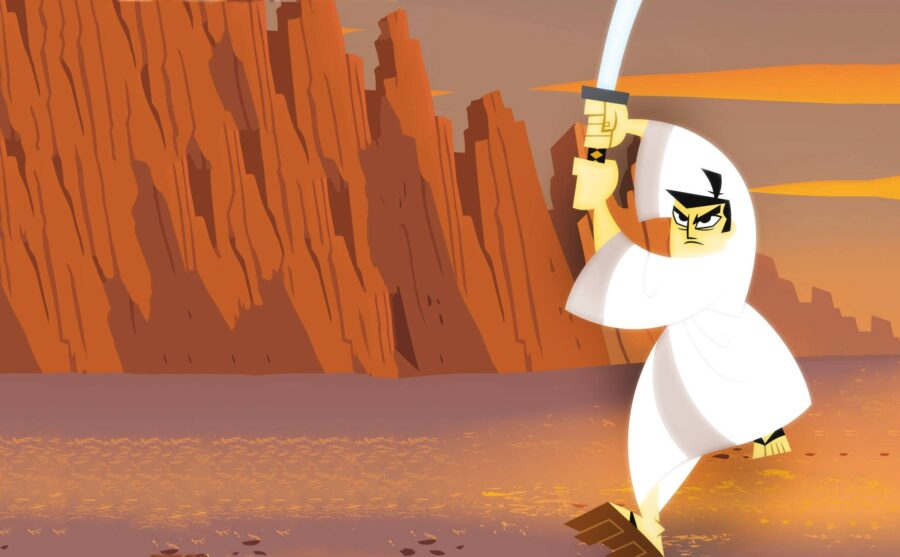 live-action Samurai Jack series