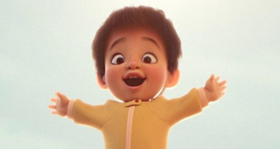 Spark Shorts Pixar Series