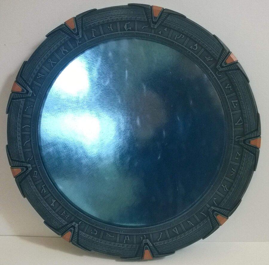 Stargate gift coaster