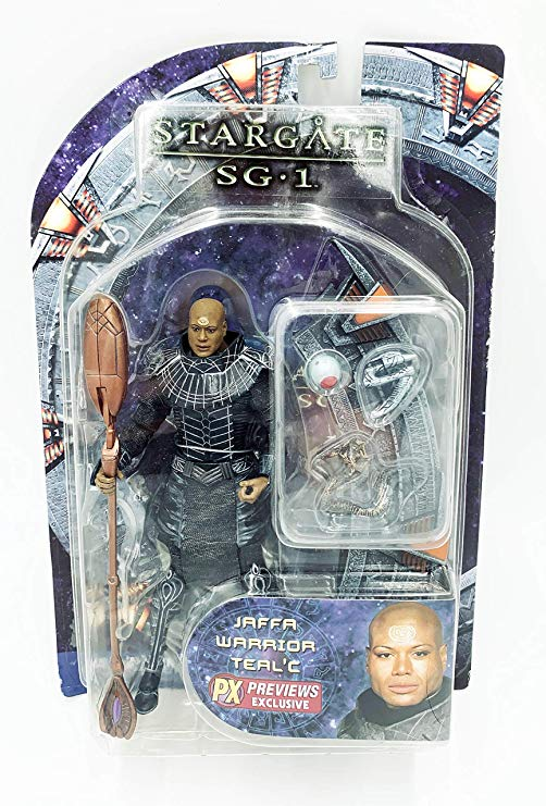Stargate gift action figure