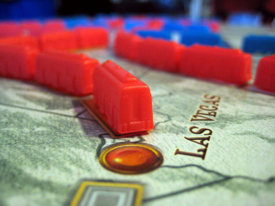 Ticket to ride as best strategy board game