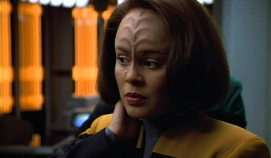 Star Trek Voyager's engineer