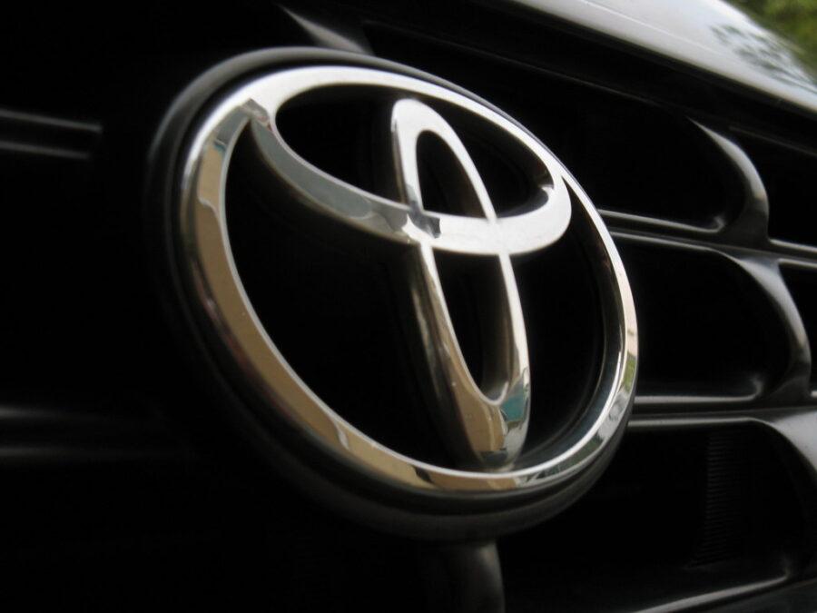 Toyota autonomous driving