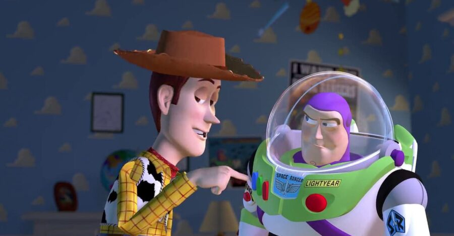 Toy Story as the best Disney Plus movie