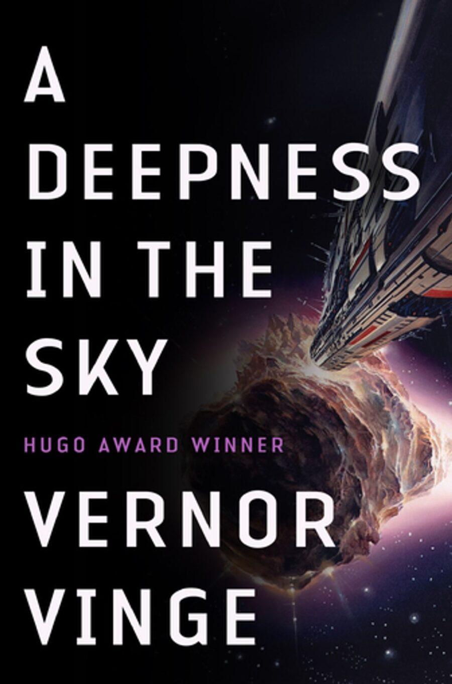 Modern sci-fi master Vernor Vinge
