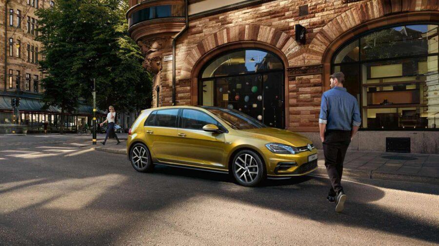 Volkswagen's electric car