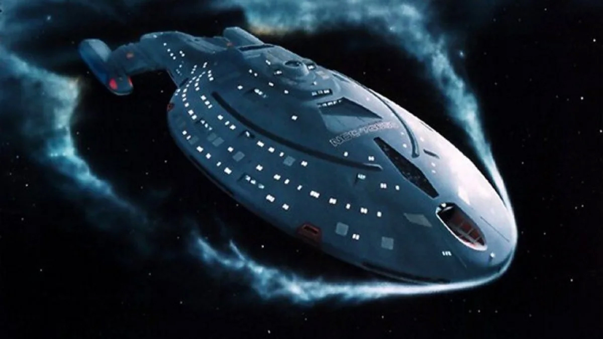 Star Trek: Voyager Ship Was Just Created In Real Life