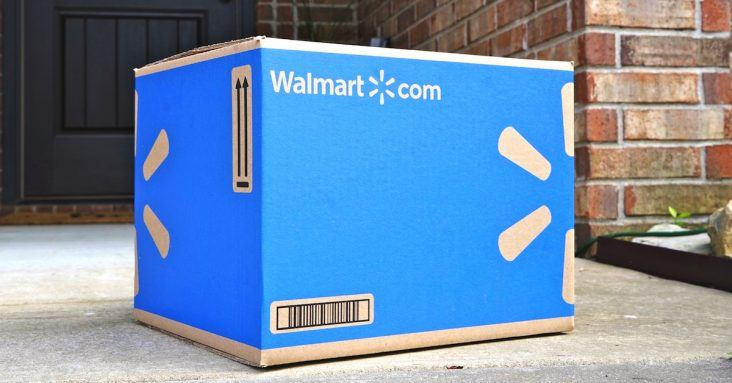 Walmart online delivery