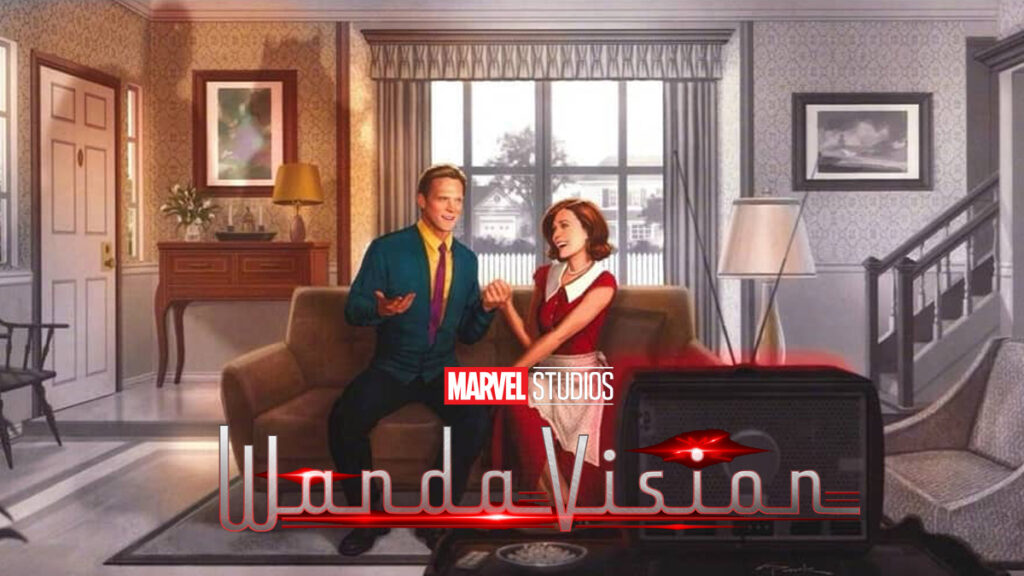 WandaVision: All About The Avengers' Disney+ Series