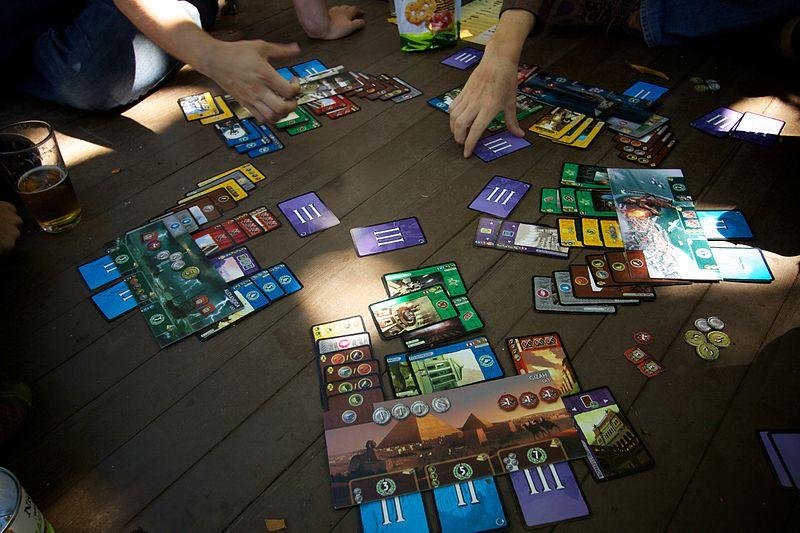 Best strategy board game 7 wonders