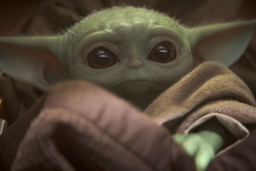 Mandalorian's Baby Yoda in review