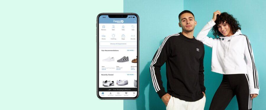 Zappos shopping app