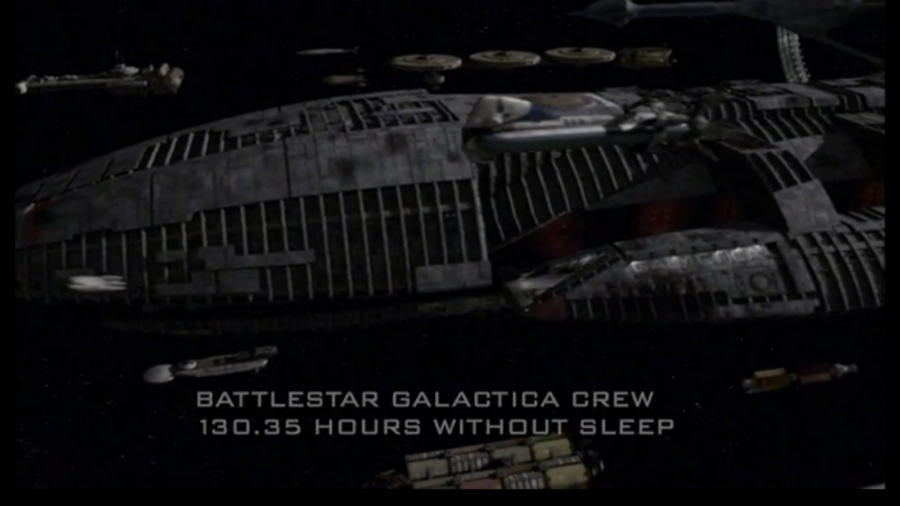 Battlestar Galactica's best episode