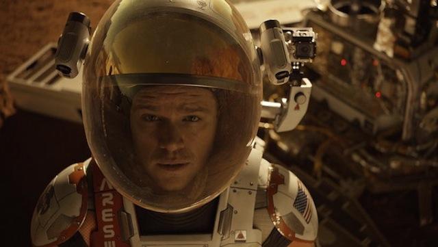 Mars Sci-Fi Movie