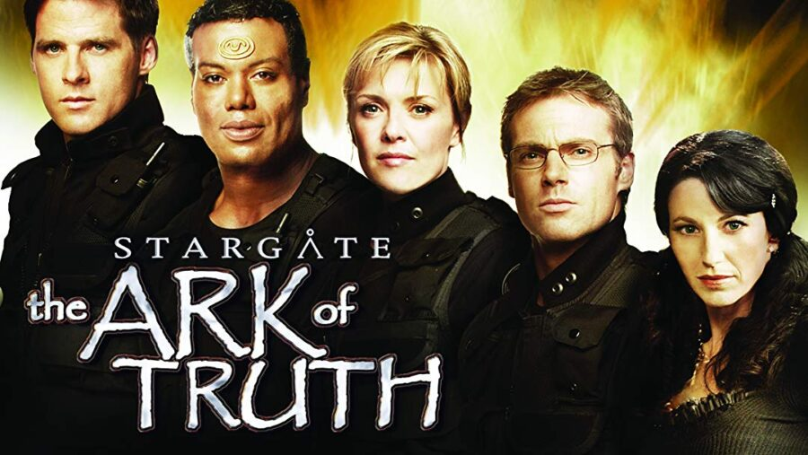 Watch the Stargate movies