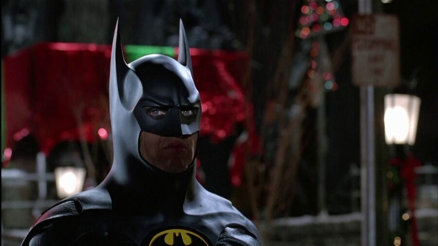 Batman loves Christmas