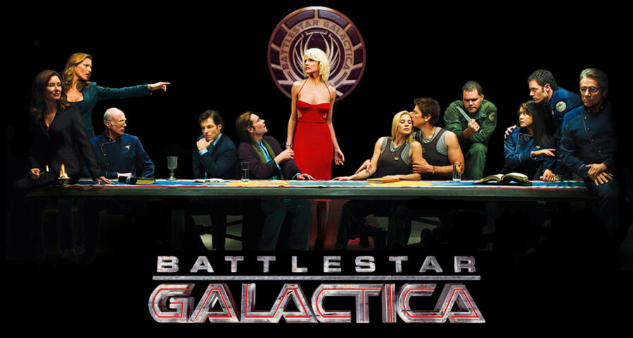 Watch Battlestar Galactica free