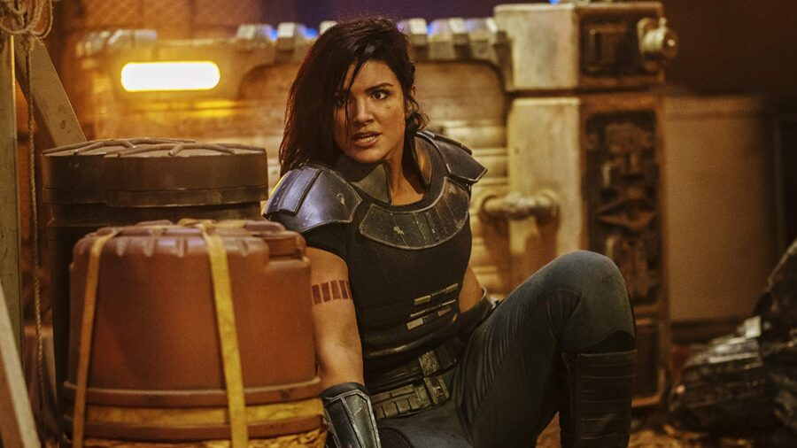 Gina Carano returning for Mandalorian Season 2