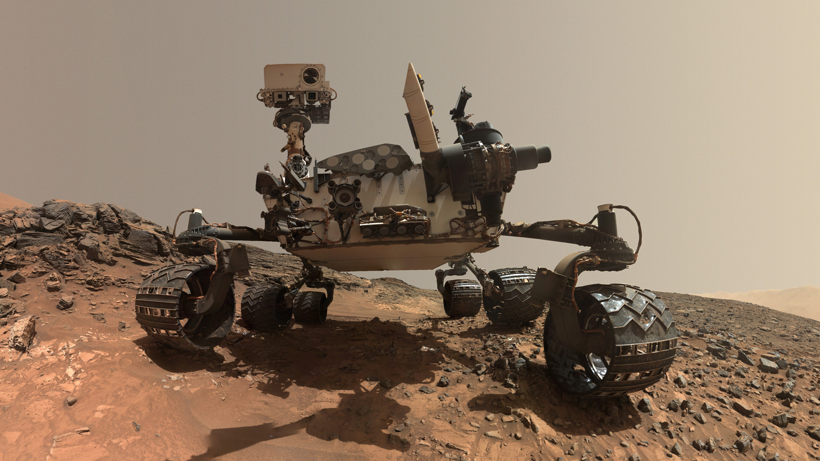 Curiosity Rover On Mars: What Is It Doing Right Now?