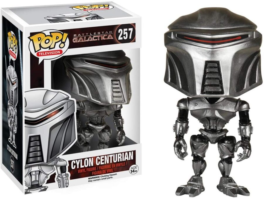Battlestar Galactica gift cylon