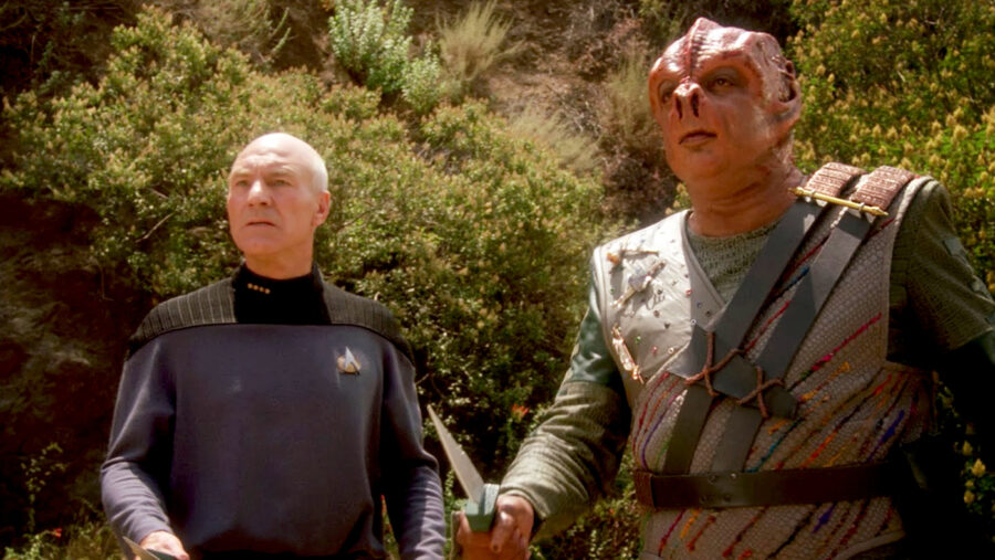 Darmok as Trek's best episodes