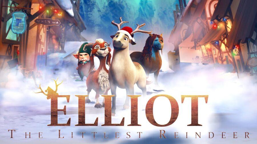 Animated Christmas on Netflix