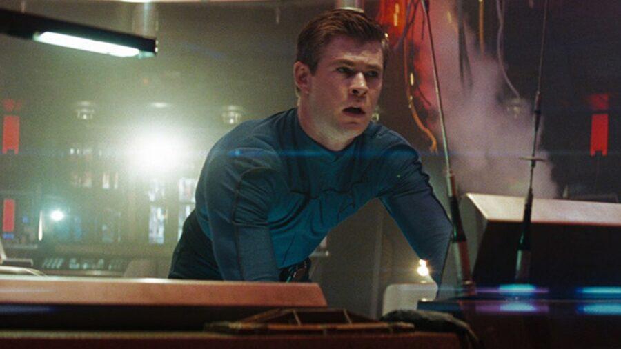 Chris Hemsworth for Star Trek 4