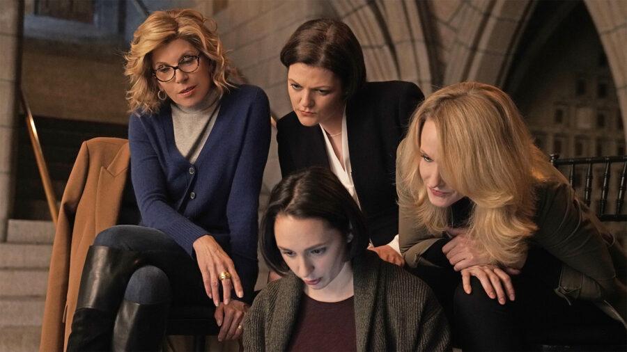 CBS legal drama