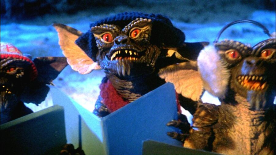 Gremlins as a Christmas Movie