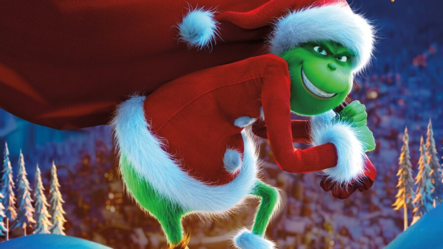 The Grinch on Netflix