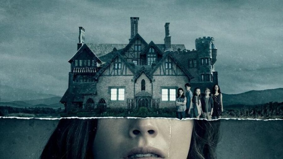 Horror series poster