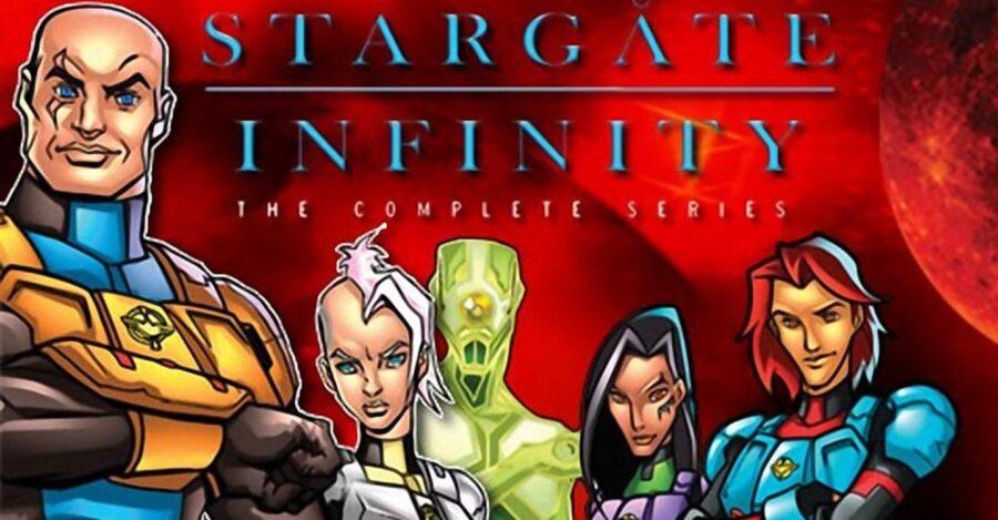 Watch stargate Infinity