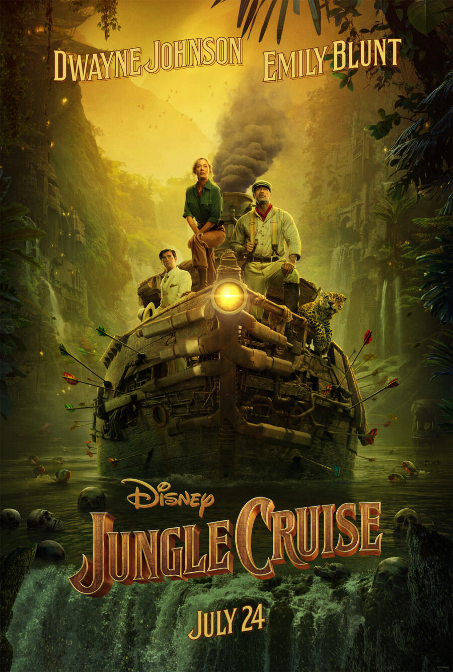 Disney's Jungle Cruise