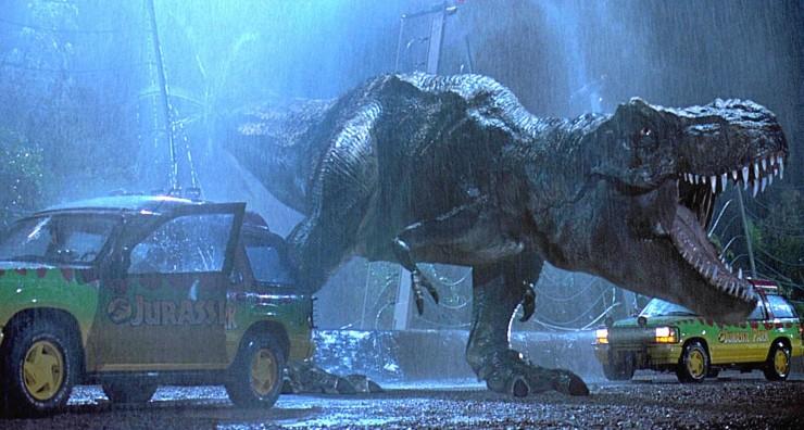 Dinosaur Sci-Fi