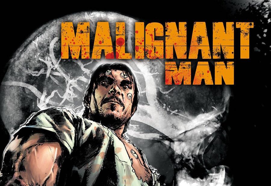 Malignant Man horror novel